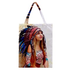 Indian 21 Classic Tote Bag