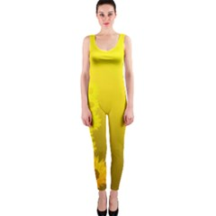 Sunflower Onepiece Catsuits