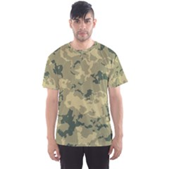 Greencamouflage Men s Sport Mesh Tees by LetsDanceHaveFun