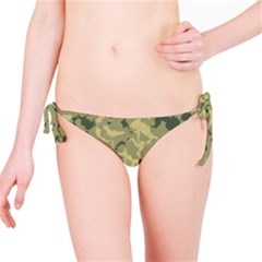 Greencamouflage Bikini Bottoms by LetsDanceHaveFun
