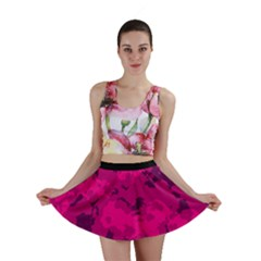 Pink Tarn Mini Skirts by LetsDanceHaveFun