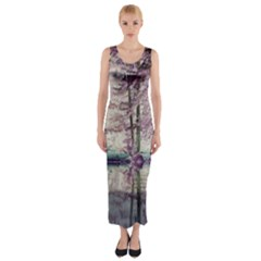 Inversion Al250316055 Fitted Maxi Dress