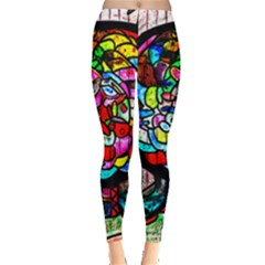 Bipolar Colour Me Up Leggings  by MRTACPANS