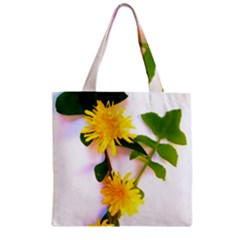 Margaritas Bighop Design Zipper Grocery Tote Bag by bighop