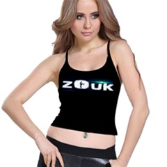 Zouk Dance Spaghetti Strap Bra Top by LetsDanceHaveFun