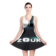 Zouk Dance Reversible Skater Dress