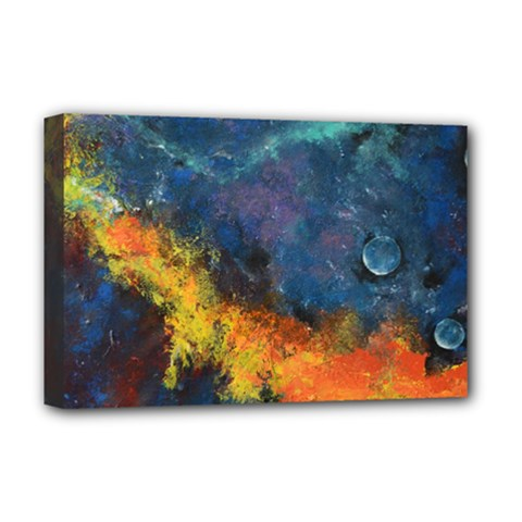 Space Balls Deluxe Canvas 18  X 12   by timelessartoncanvas