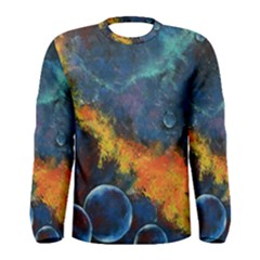 Space Balls Men s Long Sleeve Tee by timelessartoncanvas