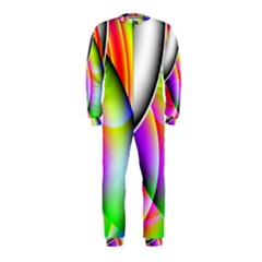 Psychedelic Design Onepiece Jumpsuit (kids) by timelessartoncanvas