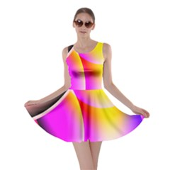 Colorful 1 Skater Dress by timelessartoncanvas