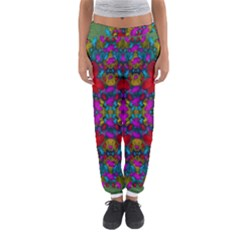 May Your Wonderful Dreams Come True In Fauna   Women s Jogger Sweatpants
