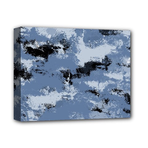 Abstract #3 Deluxe Canvas 14  X 11  by Uniqued