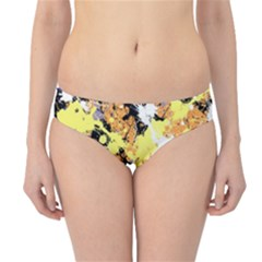 Abstract #9 Hipster Bikini Bottoms by Uniqued