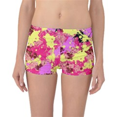 Abstract #11 Boyleg Bikini Bottoms by Uniqued