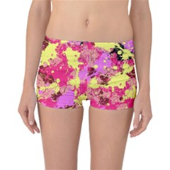 Abstract #11 Reversible Boyleg Bikini Bottoms by Uniqued