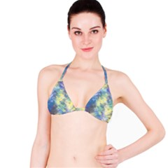 Abstract #17 Bikini Top by Uniqued