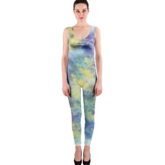 Abstract #17 Onepiece Catsuit by Uniqued