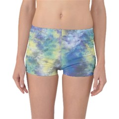 Abstract #17 Boyleg Bikini Bottoms by Uniqued