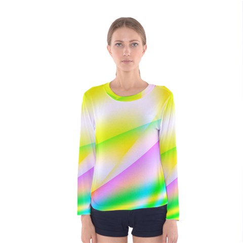 New 4 Women s Long Sleeve Tee by timelessartoncanvas