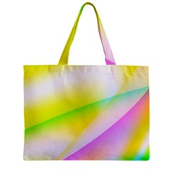 New 4 Zipper Mini Tote Bag by timelessartoncanvas