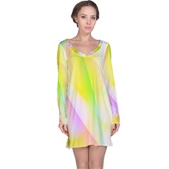 New 5 Long Sleeve Nightdress by timelessartoncanvas