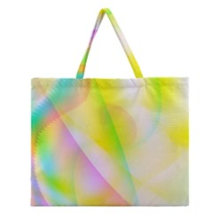 New 5 Zipper Large Tote Bag by timelessartoncanvas