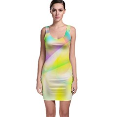 New 6 Sleeveless Bodycon Dress by timelessartoncanvas