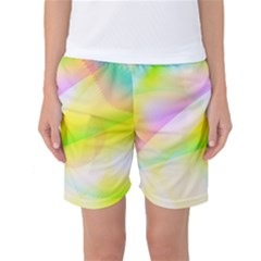 New 6 Women s Basketball Shorts by timelessartoncanvas