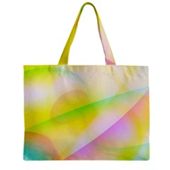 New 7 Zipper Mini Tote Bag by timelessartoncanvas