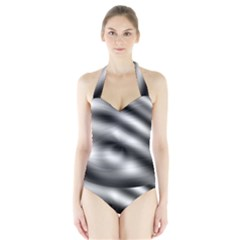 New 12 Women s Halter One Piece Swimsuit by timelessartoncanvas