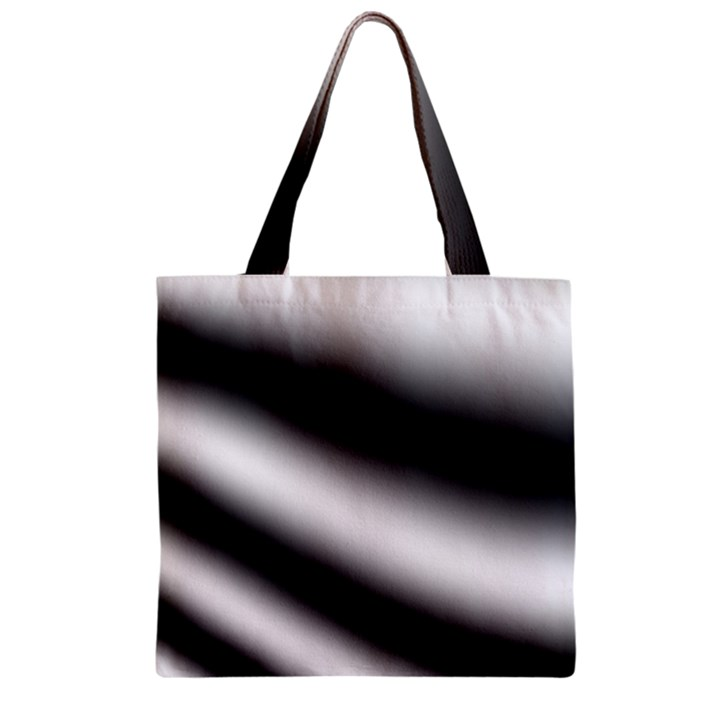 New 15 Zipper Grocery Tote Bag