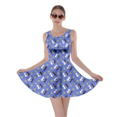 Moon Kitties Skater Dress