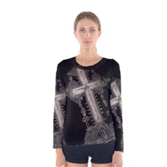 Al238523055 Women s Long Sleeve Tee