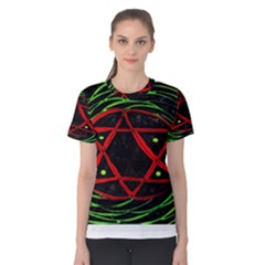 Universe Base Star Women s Cotton Tee by MRTACPANS