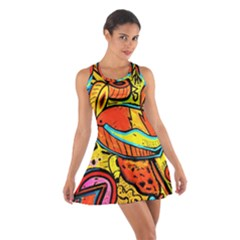 Palace Of Art Racerback Dresses