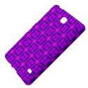 Abstract Dancing Diamonds Purple Violet Samsung Galaxy Tab 4 (7 ) Hardshell Case  View4
