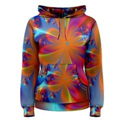 Bright Women s Pullover Hoodie by Delasel