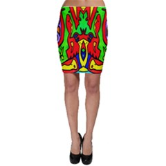 Reflection Bodycon Skirts