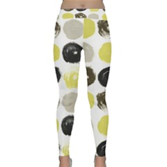 Scandinavian 60s Yoga Leggings by TCH01
