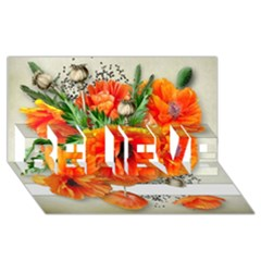 002 Page 1 (1) Believe 3d Greeting Card (8x4)  by jetprinted
