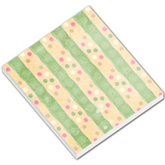 Seamless Colorful Dotted Pattern Small Memo Pads by TastefulDesigns