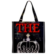 The King Grocery Tote Bag by SugaPlumsEmporium