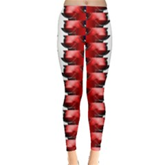 The Patriotic Flag Leggings  by SugaPlumsEmporium
