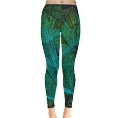 Weathered Leggings  by SugaPlumsEmporium