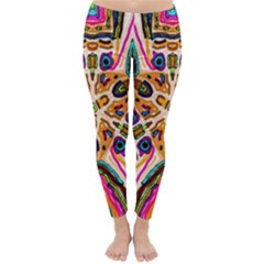 Ethnic You Collecition Winter Leggings