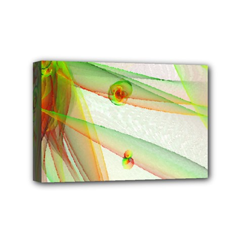 The Wedding Veil Series Mini Canvas 6  X 4  by SugaPlumsEmporium