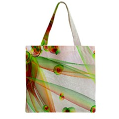 The Wedding Veil Series Grocery Tote Bag
