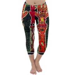 Hand s Down! Capri Winter Leggings  by SugaPlumsEmporium