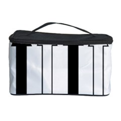 Funny Black and White Stripes Diamonds Arrows Cosmetic Storage Cases