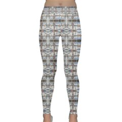 Geometric Diamonds Yoga Leggings by yoursparklingshop
